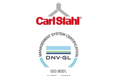 Carl Stahl og ISO certifikation