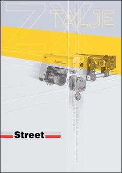 Street cranes