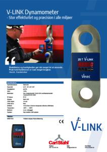 V-LINK dynamometer fra VETEC