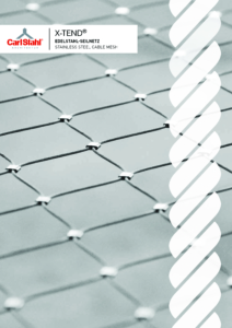 XTEND wire mesh