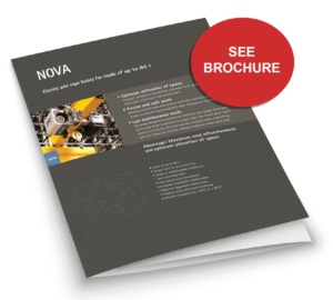 NOVA-silverline wire hoists