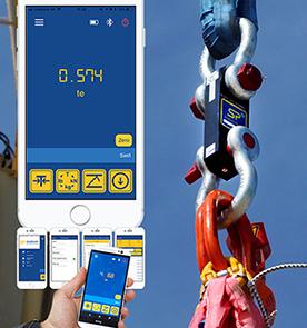 Bluetooth dynamometer