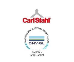 Carl Stahl A/S modtager ISO igen i år